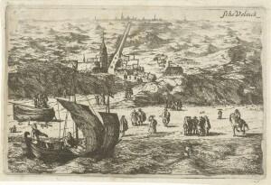 Gezicht op ScheVelinck 1663-1670