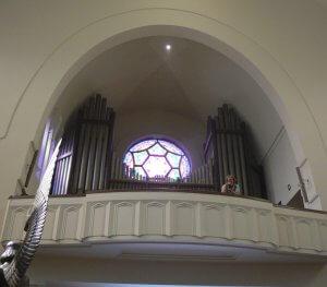 orgelbalkon