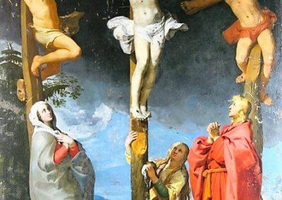 'De Kruisiging'